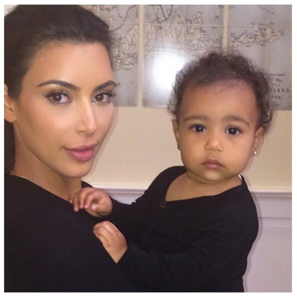 **North West** <br><br> Born June 15, 2012, as the first child of Kim Kardashian and Kanye West. This name is somewhat credited to Pharrell, as it is rumoured that the singer came up to Kim and Kanye and asked if they were going to call their child 'North' because he thought it sounded cool. Kim supposedly shot down the idea, but later on Anna Wintour came up to the couple and said 'North is a genius name'. That's when Kim and Kanye looked at each other and laughed, admitting that by that point the name had stuck.