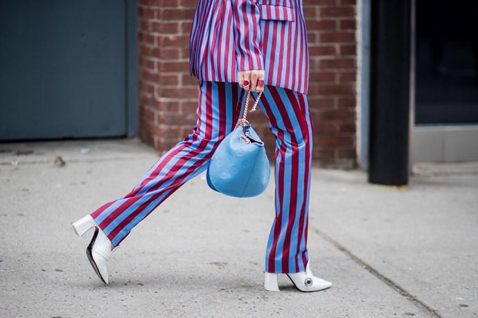 New York Fashion Week autumn/winter '18