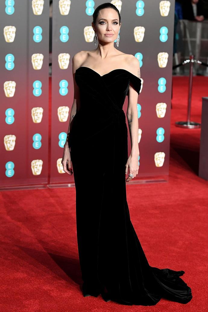 **Angelina Jolie**