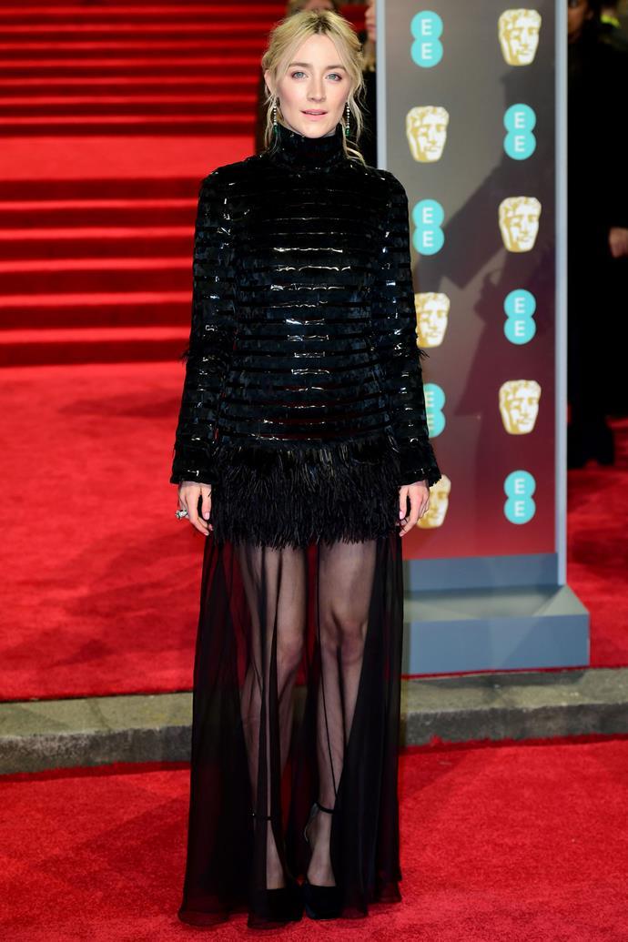 **Saoirse Ronan**