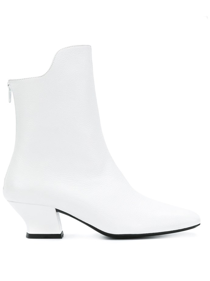 """**Buy:** Boots by Dorateymur, $694 at [Farfetch](https://www.farfetch.com/au/shopping/women/dorateymur-han-boots-item-12733967.aspx?storeid=9003&from=search_listing