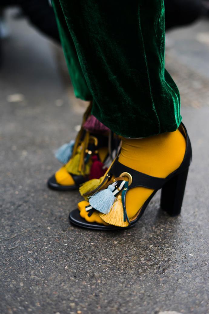 Paris Fashion Week autumn/winter '18