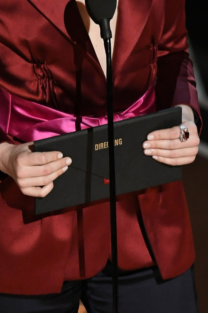 **Emma Stone, Oscars 2018**