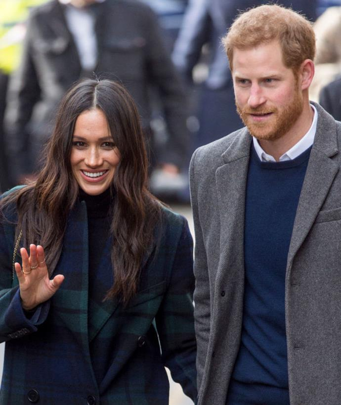 The Cast Of Suits Will Attend The Royal Wedding