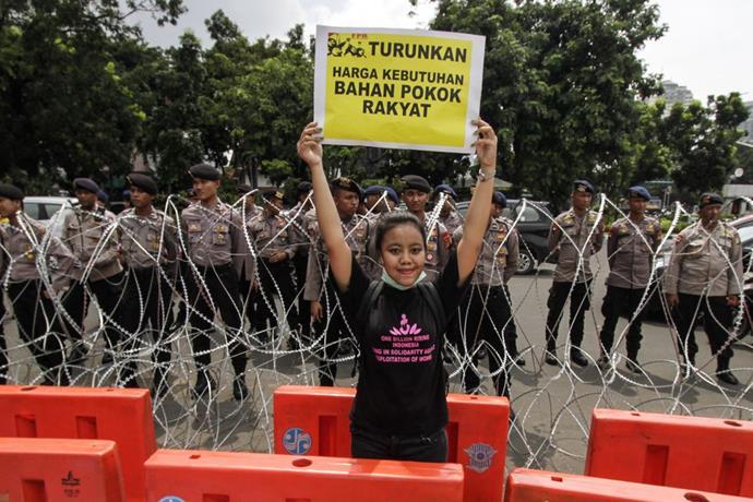 **Jakarta, Indonesia.**
