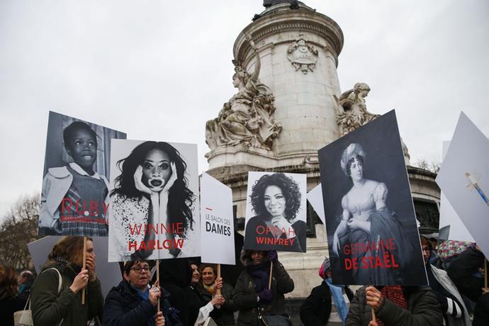 **Paris, France.**