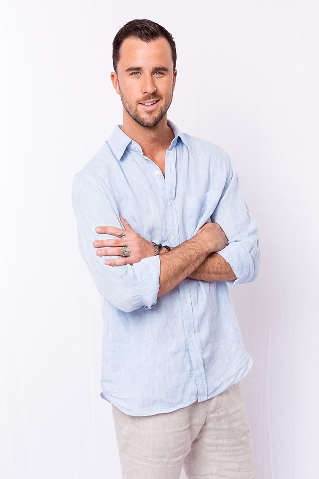 **Brett Moore** <br><br> **Age:** 28 <br><br> **Original season:** Sophie Monk's season of *The Bachelorette* in 2017 <br><br> **Best known for:** Not getting much screen time.