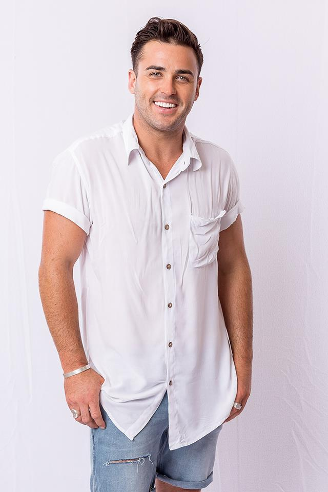 **Davey Lloyd** <br><br> **Age:** 28 <br><br> **Original season:** Sam Frost's season of *The Bachelorette* in 2015 <br><br> **Best known for:** Being one of the younger dudes, so Sam questioned whether he was ready for commitment.