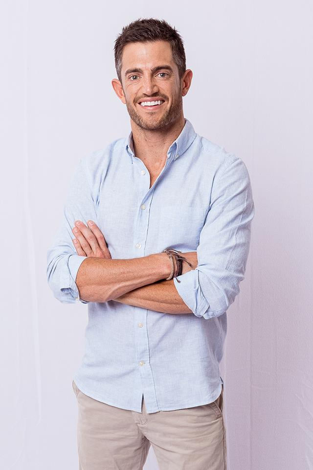 **Mackane Reid** <br><br> **Age:** 36 <br><br> **Original season:** Sophie Monk's season of *The Bachelorette* in 2017 <br><br> **Best known for:** Being the guy who'd had a lifelong crush on Sophie.