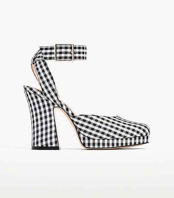 "No longer available. Shop similar, [$69.95](https://www.zara.com/au/en/printed-mid-heel-court-shoes-p11215301.html?v1=5870530&v2=1010069|target=""_blank""|rel=""nofollow"") at Zara."