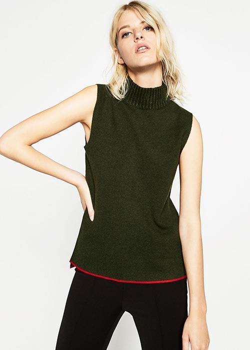 "No longer available. Shop similar, [$49.95](https://www.zara.com/au/en/striped-shirt-with-trims-p04043050.html?v1=5666341&v2=1010039|target=""_blank""|rel=""nofollow"") at Zara."