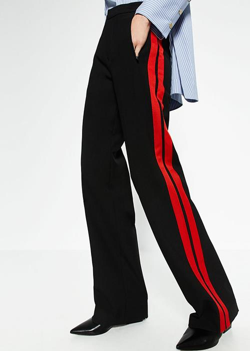 "No longer available. Shop similar [$59.95](https://www.zara.com/au/en/trousers-with-multicoloured-stripes-p05039030.html?v1=5660939&v2=1010044|target=""_blank""