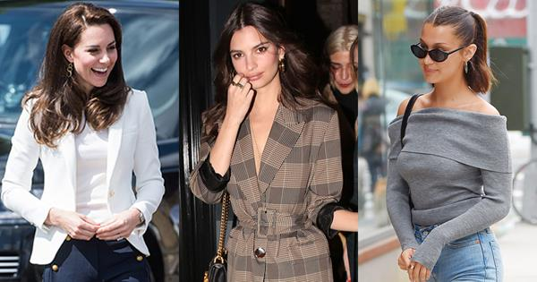 44b8cbf5 Celebrities Wearing Zara | ELLE Australia