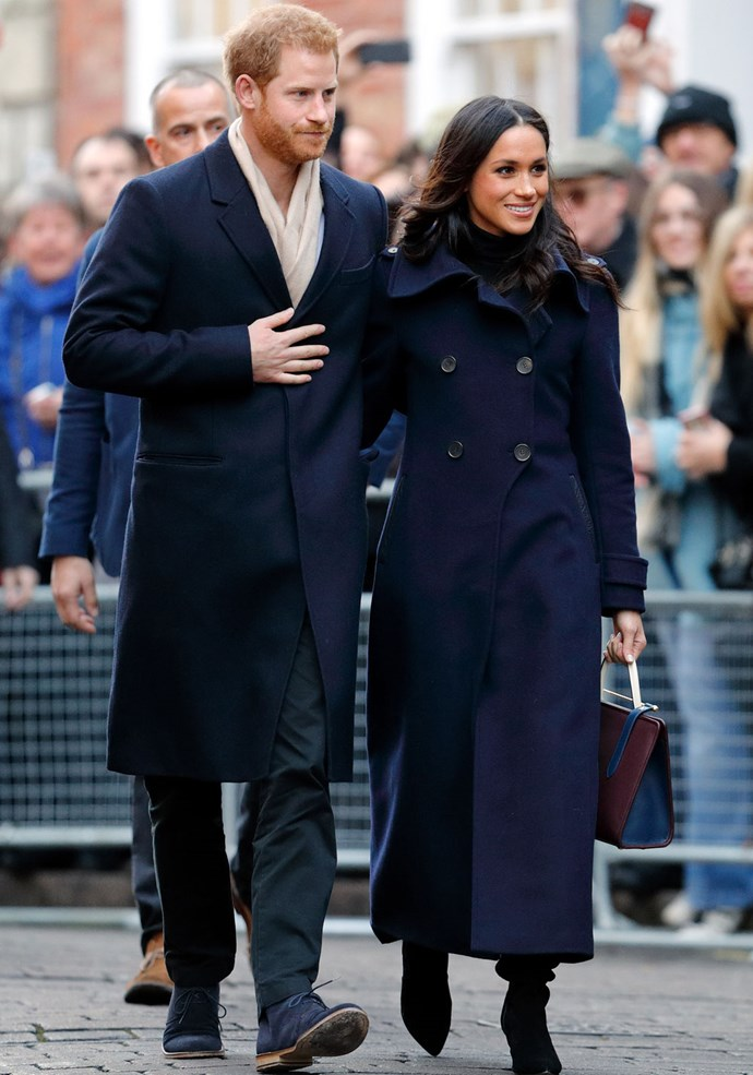 • Markle's first event at Nottingham: $2,212 USD (approximately $2,867 AUD)