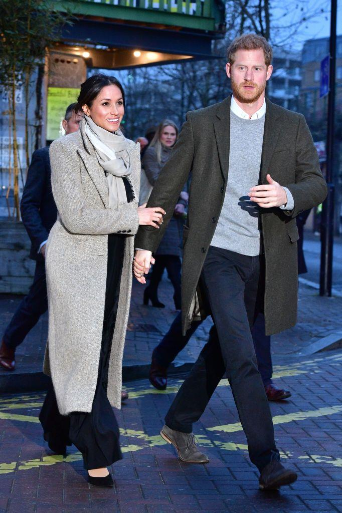 • Markle's second event, a visit to Reprezent Radio: $1,915 USD (approximately $2,482)