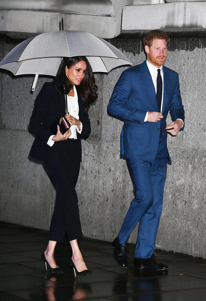 • Markle's fourth event, the Endeavor Fund Awards: $2,275 USD (approximately $2948 AUD)