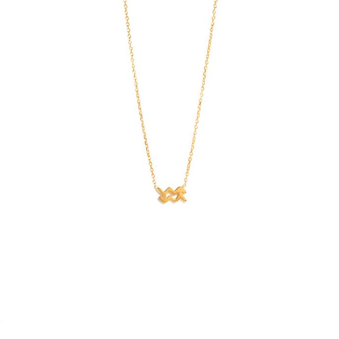 "Necklace, from $295 at [Sarah & Sebastian](https://www.sarahandsebastian.com/products/aquarius-necklace|target=""_blank""