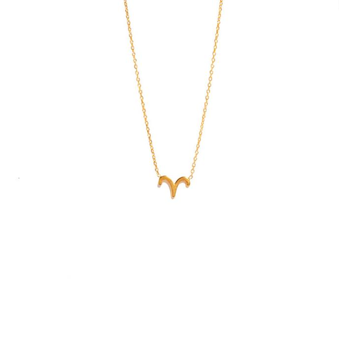 "Necklace, from $295 at [Sarah & Sebastian](https://www.sarahandsebastian.com/products/aries-necklace|target=""_blank""