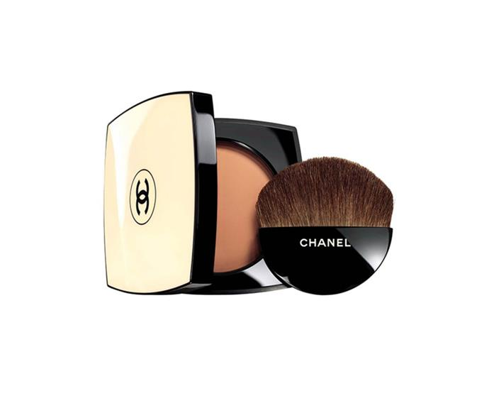 """<strong>The sheer bronzer</strong> <br> <br> A lightweight, matte finish bronzer can be dusted all over for instant yes-I-got-eight-hours-sleep skin, or built up in areas to sculpt and contour. <br> <br> When you're feeling blah and it's only Tuesday, brush on <a href=""""http://shop.davidjones.com.au/djs/en/davidjones/les-beiges-healthy-glow-sheer-powder-spf-15---pa"""">this </a>beautiful blend. Or try <a href="""" http://www.maccosmetics.com.au/product/shaded/159/302/Products/Face/Powder/Bronzing-Powder/index.tmpl"""">this </a>and <a href=""""https://www.priceline.com.au/nude-by-nature-pressed-matte-mineral-bronzer-10-g"""">this</a>"""
