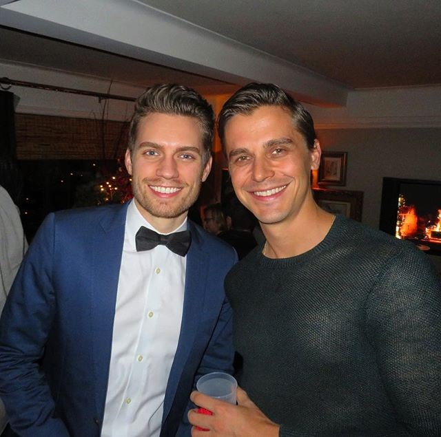 """Prior to this latest love interest, **Porowski**, maker of great guacamole, had been dating his equally-handsome boyfriend, Joey Krietemeyer, for about seven years. They lived together in Brooklyn. <br><br> *Image: [@antoni](https://www.instagram.com/p/Bc47IeElbv4/?taken-by=antoni