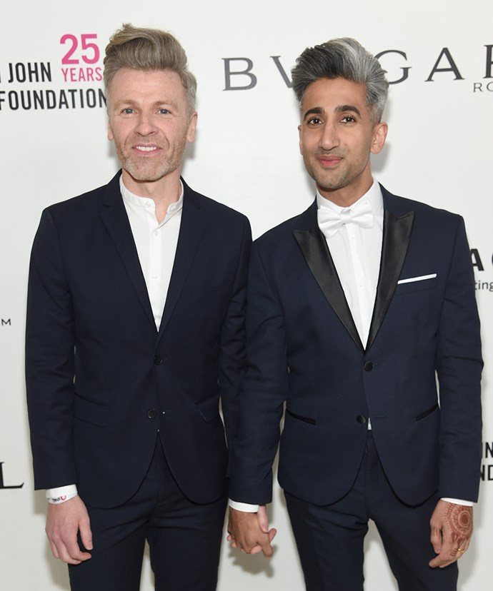 """**Tan France**, *Queer Eye*'s resident style guru whose age cannot be found on the internet, has been married to his husband, Rob France, for 10 years. Rob is an [illustrator](https://www.instagram.com/robfranceillustration/