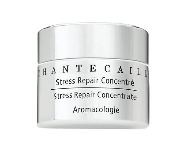 "Chantecaille's anti-wrinkle hexapeptide helps to minimise wrinkle depth and smooth out expression lines, while also reducing the appearance of dark and puffy eyes.  <br><br> Chantecaille Stress Repair Concentrate, $264, at [MECCA](https://www.mecca.com.au/chantecaille/stress-repair-concentrate/I-008131.html?cgpath=skincare-eyecare|target=""_blank"")."