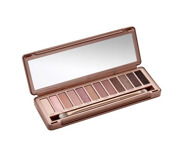 "**Naked3 Palette by Urban Decay** <br><br> All three of Urban Decay's Naked palettes (Naked, Naked2 and Naked3) are highly rated and sought after, but Naked3's shimmering rose-hued neutrals make it a winner. <br><br> *$83, available at [MECCA](https://www.mecca.com.au/urban-decay/naked-3-eyeshadow-palette/I-021110.html|target=""_blank""
