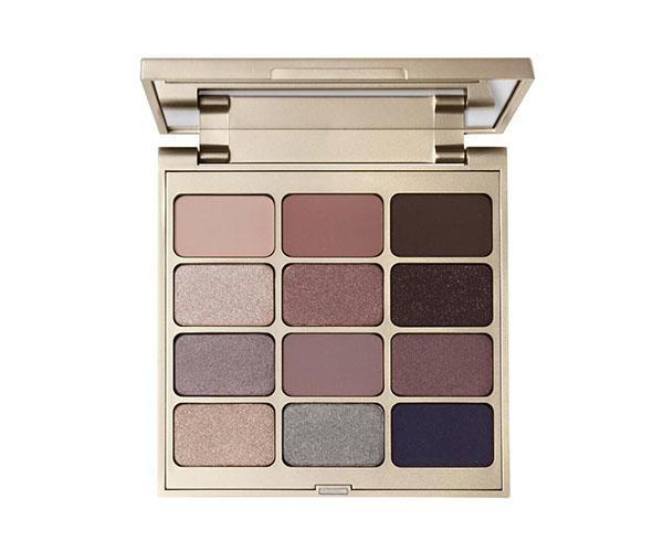 "**'Eyes Are The Window' Palette by Stila** <br><br> Coming in four different variations—Soul, Spirit, Mind and Body—Stila's 12 eyeshadows are versatile, creamy and blend-able. Soul (pictured here) is a clear favourite of ours, with its mix of rose, champagne and grey. <br><br> *$75, available at [MECCA](https://www.mecca.com.au/stila/eyes-are-the-window-shadow-palette/V-035667.html|target=""_blank""