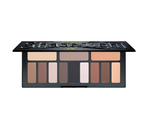 "**Shade + Light Eye Contour Palette by Kat Von D**  <br><br> Focusing on warm-toned shades, this eyeshadow palette comes with 12 neutral, matte shades, for a more toned-down (but nonetheless showstopping) look. <br><br> *$65, available at [Sephora](https://www.sephora.com.au/products/kat-von-d-beauty-shade-plus-light-contour-palette/v/default|target=""_blank""