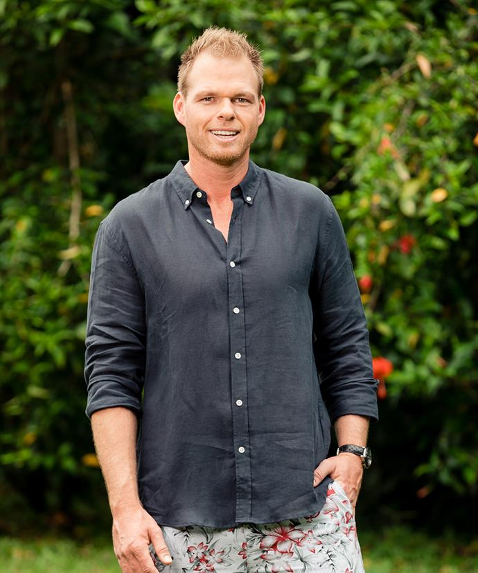 **Jarrod Woodgate** <br><br> Even though Jarrod is more relaxed (and sunburnt) than he was on Sophie Monk's season of *The Bachelorette*, he's made it clear that he's on a mission to find The One. It also *sounds* like Jarrod's voice in the promo, but would the show make it this obvious?