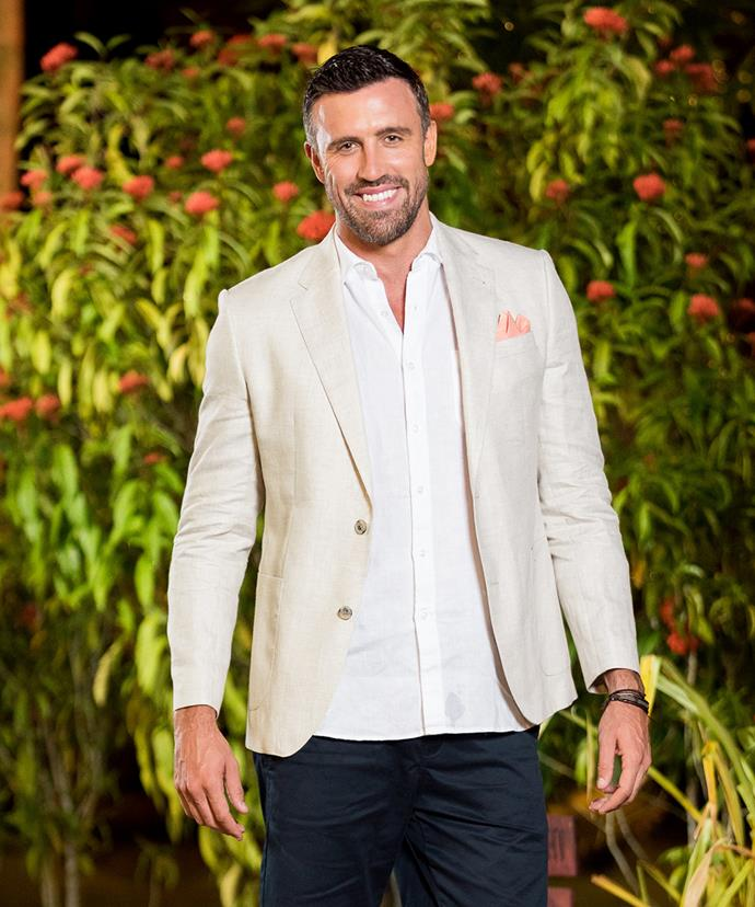 **Luke McLeod** <br><br> It's early days, but it looks like Luke is ~going steady~, as the kids would say, with Lisa Hyde—the runner-up on Blake Garvey's season who just evaded his proposal. However, there is speculation that the [two won't make it through to the end](https://www.elle.com.au/culture/bachelor-in-paradise-luke-lisa-split-16225), so we might have to reconsider this one…