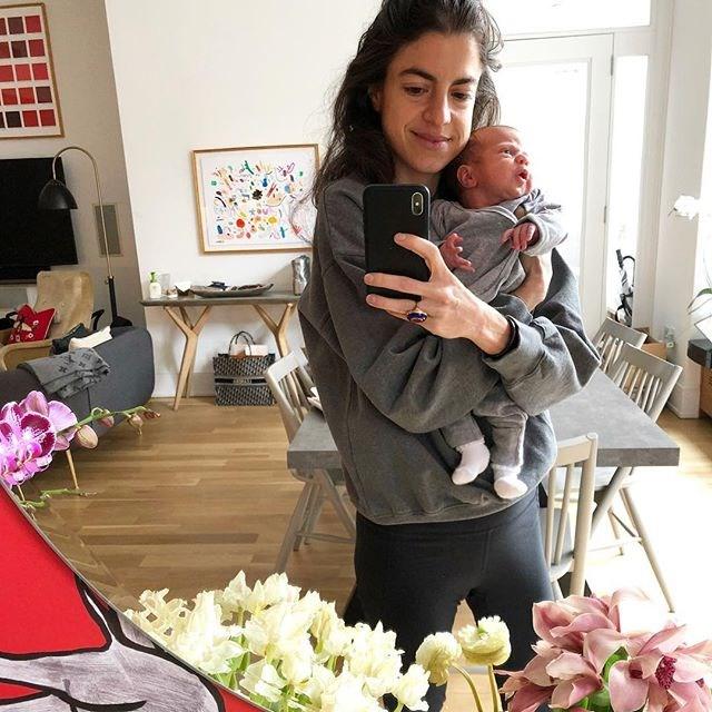 "Medine matching with one of her girls. <br><br> *Image: [@leandramcohen](https://www.instagram.com/p/Bg1t7BZguhV/?taken-by=leandramcohen target=""_blank"")*"