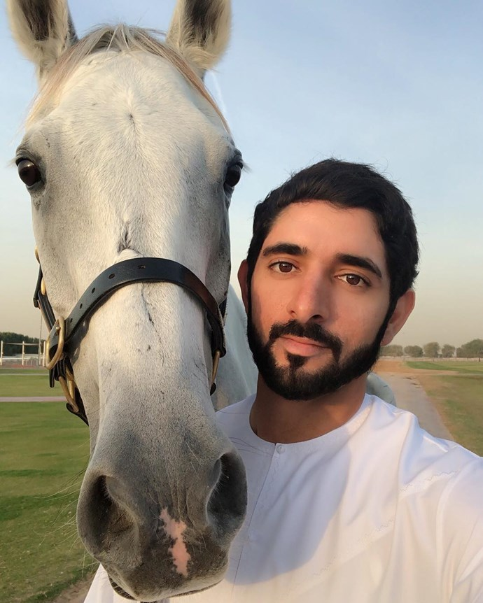 ***Hamdan bin Mohammed Al Maktoum, 35***<br><br> *The prince:* Hamdan bin Mohammed, who goes by 'Fazza,' is the Crown Prince of Dubai, a semi-professional skydiver, gold medal-winning horse rider and poet. He attended the London School of Economics.<br><br> *The title:* His Highness Sheikh Hamdan bin Mohammed Al Maktoum, Crown Prince of Dubai. <br><br> *The locale:* Fazza travels around the world, but has a base in Dubai.
