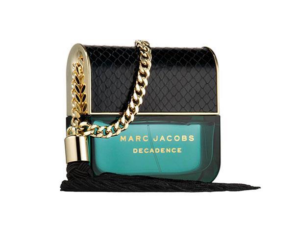 "Marc Jacobs Decadence, from $150, at [David jones](http://shop.davidjones.com.au/djs/ProductDisplay?catalogId=10051&productId=8069506&langId=-1&storeId=10051|target=""_blank"")."