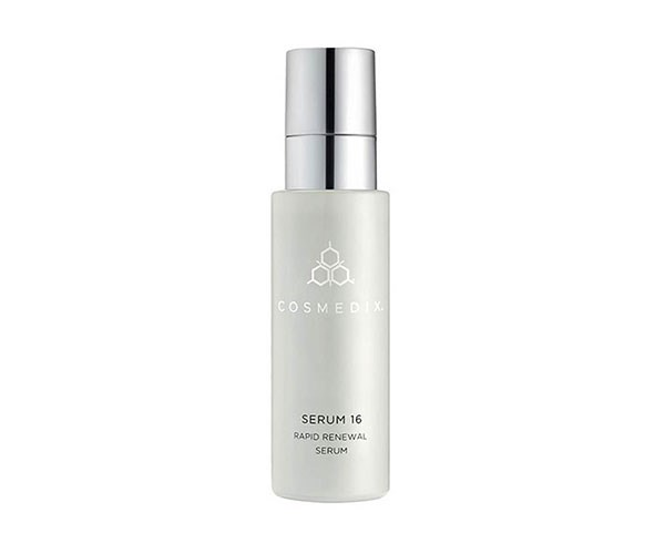 """**Serum 16 Rapid Renewal, $80, at [CosMedix](https://www.cosmedix.com/serum-16-30ml