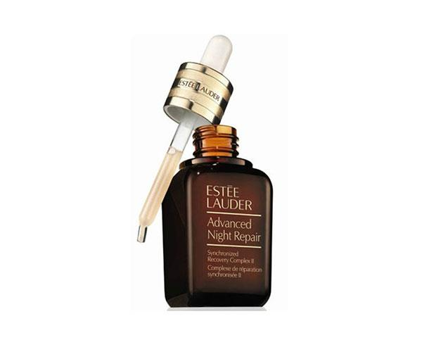 "**Estée Lauder Advanced Night Repair Synchronized Recovery Complex II, $150, at [David Jones](http://shop.davidjones.com.au/djs/ProductDisplay?catalogId=10051&productId=1880534&langId=-1&storeId=10051&cm_mmc=googlesem-_-PLA-_-Health+and+Beauty+-+Personal+Care-_-Estee+Lauder+Advanced+Night+Repair+Synchronized+Recovery+Complex+II+50ml&gclid=CjwKCAjwwbHWBRBWEiwAMIV7E2gTG_yKAIuFwiUJ06NwP3dxB0noByt8RDhBYlE9dUFTVtxOgVuHJRoCf1kQAvD_BwE&gclsrc=aw.ds|target=""_blank"")** <br><br> ""I'd had a reaction to a pro treatment (a genuine occupational hazard when you're a beauty editor) and could use nothing on my skin without it stinging to high heaven—even water. Someone recommended I try this and it provided instant relief. That was about a decade ago. I've used it every night ever since. It's soothing, hydrating, reparative—basically all the good stuff."" – *Amy Starr, beauty and lifestyle associate*"
