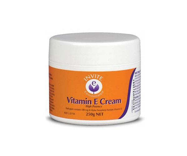 "** Invite E Vitamin C Cream, $19, at [Priceline](https://www.priceline.com.au/brand/invite-e/invite-e-cream-250-g|target=""_blank"")** <br><br> ""This vitamin E cream is pure skincare gold—it's so cheap but makes my skin look and feel a million bucks."" – *Eden Abagi, deputy art director*"