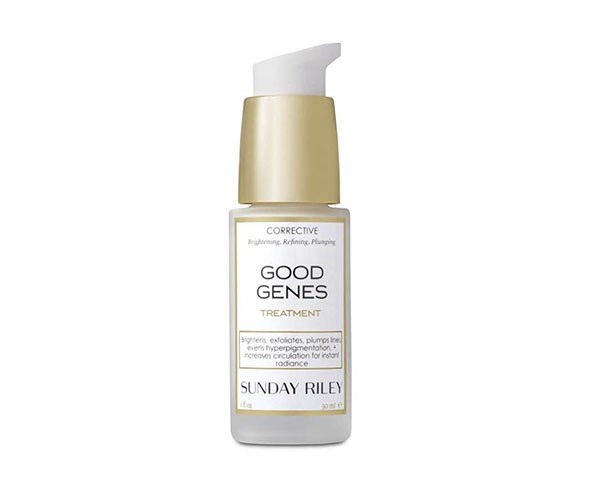 """**Sunday Riley Good Genes All-In-One Lactic Acid Treatment, $154, at [MECCA](https://www.mecca.com.au/sunday-riley/good-genes-all-in-one-lactic-acid-treatment/I-015823.html#q=Sunday+Riley&start=1