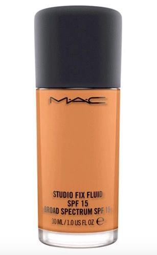 "**MAC Studio Fix Fluid, $54 at [David Jones](http://shop.davidjones.com.au/djs/en/davidjones/studio-fix-fluid-spf-15|target=""_blank""