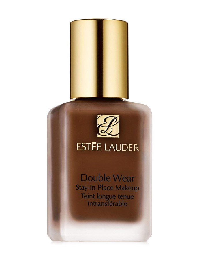 "**Estée Lauder Double Wear Foundation, $58 at [Estée Lauder](https://www.esteelauder.com.au/product/643/3894/product-catalog/makeup/face/foundations/double-wear/stay-in-place-makeup-spf-10|target=""_blank""