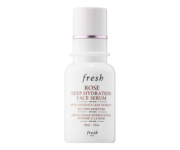 """""""I was given the Fresh rose deep hydration serum a while back and I keep circling back around to it. It's light, smells amazing, makes my skin feel super soft and hydrated… and—weirdly enough—helps my other 6385 skincare products sink into my skin faster so I'm not sitting around looking like Patrick Bateman from American Psycho for an hour post-shower."""" - *Mahalia Chang, online news and entertainment writer* <br><br> Fresh Rose Deep Hydrating Serum, $68, at [Sephora](https://www.sephora.com.au/products/fresh-rose-deep-hydration-face-serum/v/default