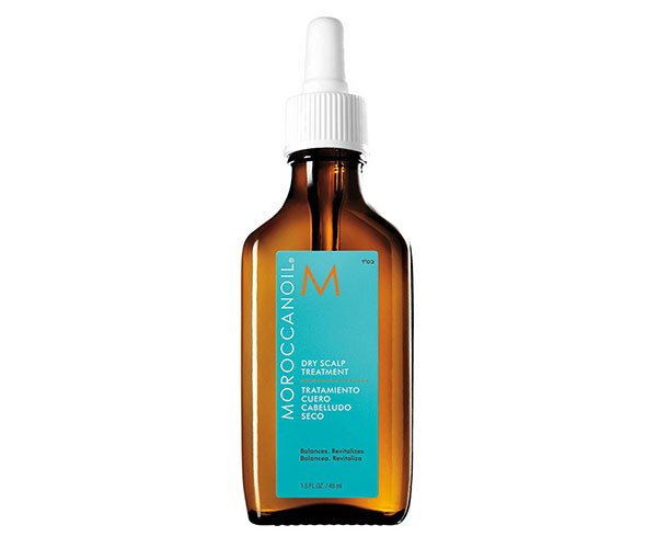 "**Maintain** <br><br> If the skin is dry, use an oil to hydrate and treat problem areas. <br><br> Moroccan Oil Dry Scalp Treatment, $44, [Adore Beauty](https://www.adorebeauty.com.au/moroccanoil/moroccanoil-dry-no-more-scalp-treatment.html?CAWELAID=255000110000003443&gclid=Cj0KCQjwttbWBRDyARIsAN8zhbJ4g7alTCy0uMTlTE4LDTrejjdMeTie451Rpadd7EXwJcJYo_mb00MaAozSEALw_wcB|target=""_blank"")."