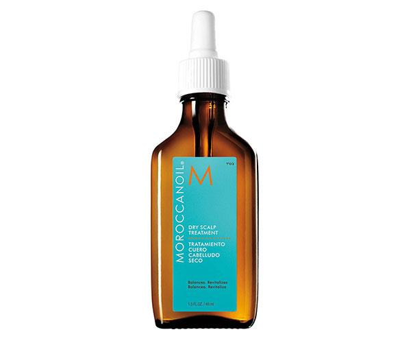 """**Maintain** <br><br> If the skin is dry, use an oil to hydrate and treat problem areas. <br><br> Moroccan Oil Dry Scalp Treatment, $44, [Adore Beauty](https://www.adorebeauty.com.au/moroccanoil/moroccanoil-dry-no-more-scalp-treatment.html?CAWELAID=255000110000003443&gclid=Cj0KCQjwttbWBRDyARIsAN8zhbJ4g7alTCy0uMTlTE4LDTrejjdMeTie451Rpadd7EXwJcJYo_mb00MaAozSEALw_wcB