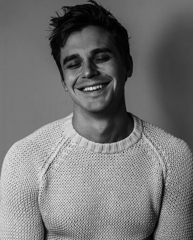 """He is [obsessed with the book *A Little Life*](http://www.vulture.com/2018/02/queer-eye-antoni-porowski-a-little-life.html