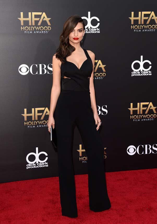 At the Hollywood Film Awards, November 2014.