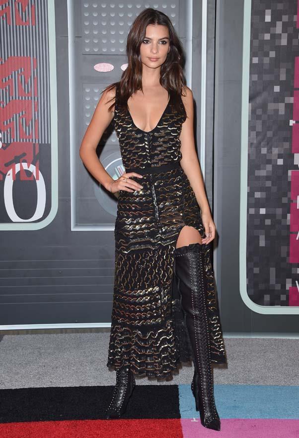 At the MTV VMA Awards, August 2015.