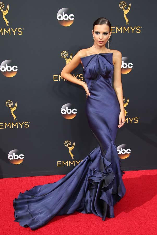 At the Emmys, September 2016.