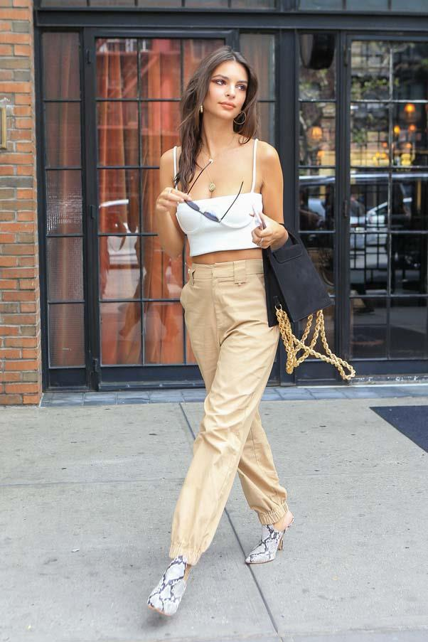 Out in New York City, September 2017.