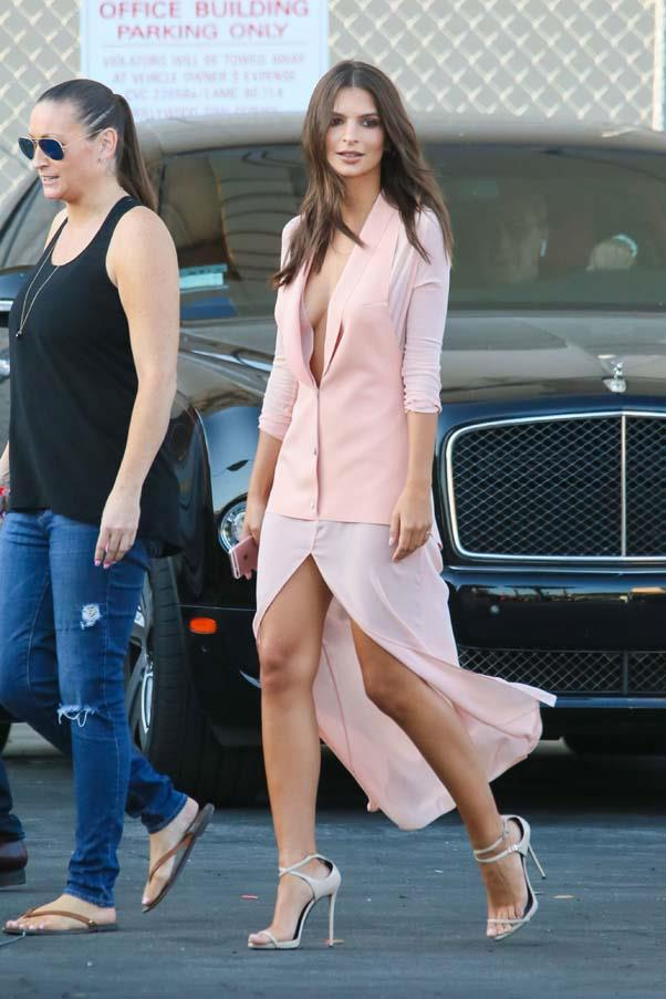 Out in Los Angeles, August 2017.