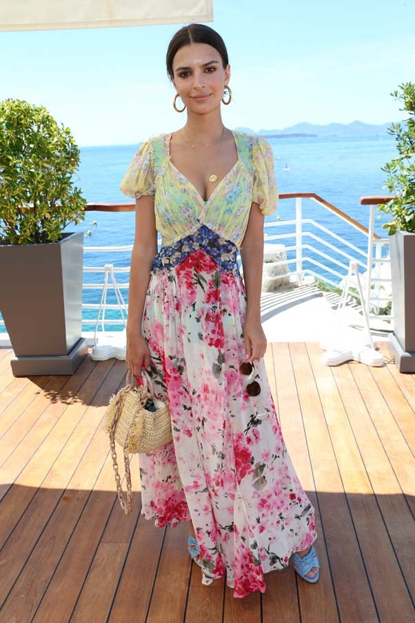 At the Cannes film festival, May 2017.